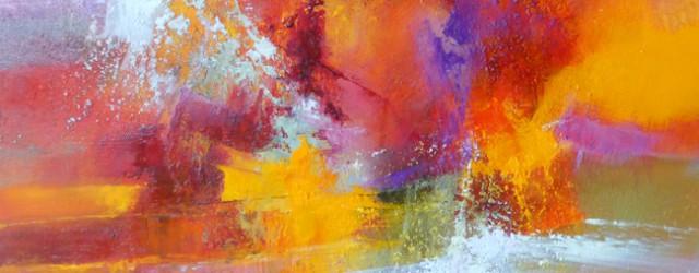 POSTICHE (Huile et acrylique sur toile – 55×46) Poésie est malice, fait d'une rime riche, Ornemental délice, paré de cils de biche. Silence dans l'interstice, compose l'hémistiche Tempo fait son […]