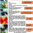 Voici les dates de mes stages pour l'année 2016/2017 Abstrait ou figuratif ! Contactez moi par mail pour renseignements et ou réservation : fyby71@gmail.com Tarifs inchangés : 50 euros la […]